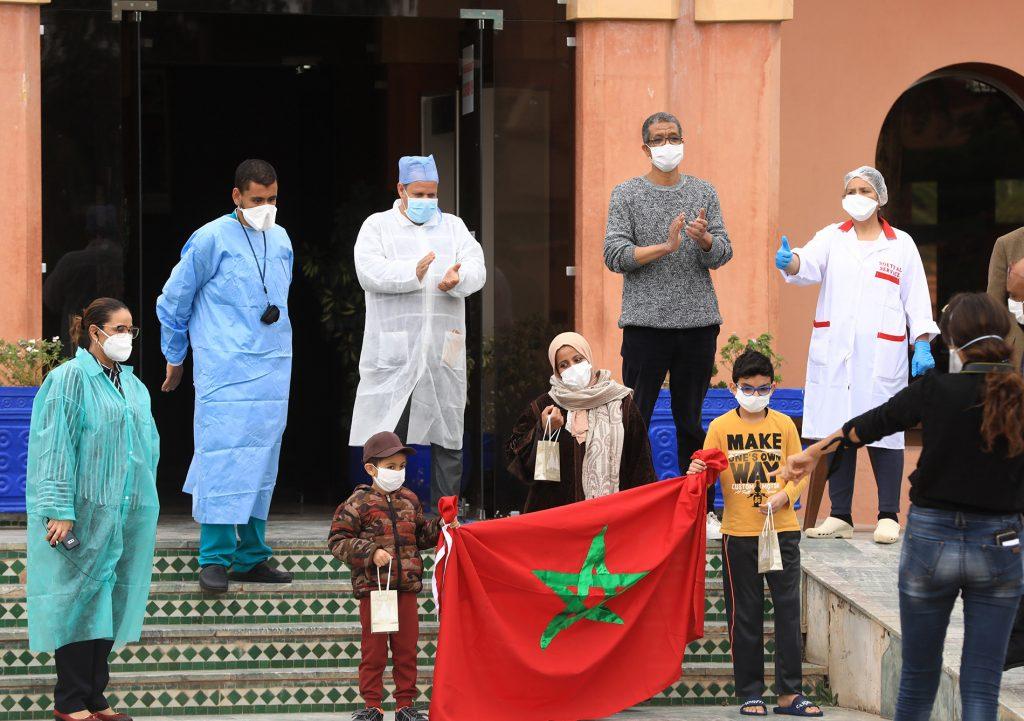 Covid19: le R0 stabilisé à 0,84 au Maroc