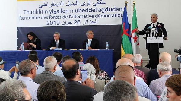 L'aggravation des atteintes aux libertés en Algérie dénoncée par un collectif de partis