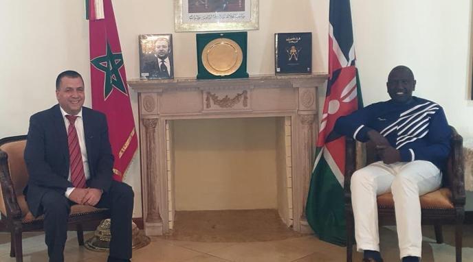 Le vice-président du Kenya présente le plan d'Autonomie sous souveraineté marocaine comme «la meilleure solution à la question du Sahara»