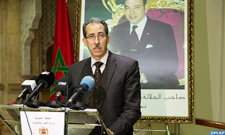 Qui est Moulay El Hassan Daki, nouveau président du Ministère Public?