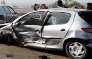 Accidents de la circulation: 13 morts et 2.016 blessés en périmètre urbain en une semaine