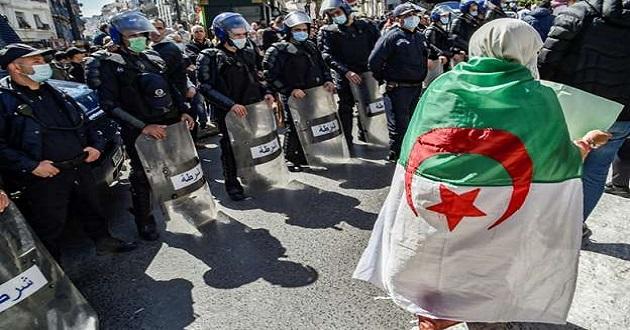 Algérie: Le parti d'opposition PST fustige la répression du hirak