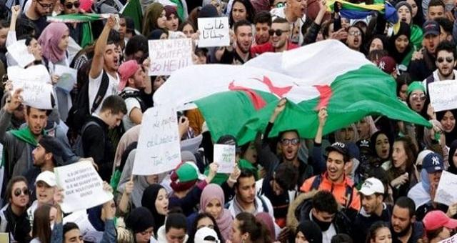 Large vague d'indignation et de dénonciation en Algérie face à l'escalade de la répression