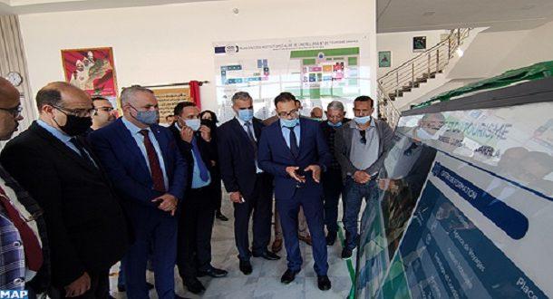 Visite de prospection du Club des dirigeants Marocdans la région de Dakhla-Oued Eddahab