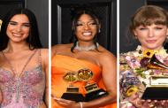 Grammy Awards: Taylor Swift remporte l'album de l'année,