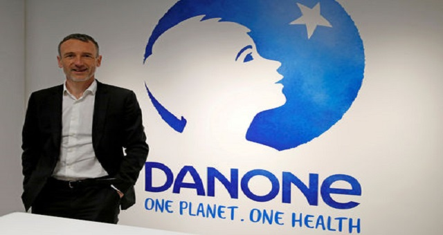 France: Le patron de Danone, Emmanuel Faber, évincé avec effet immédiat