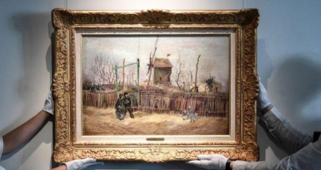 Enchères: Un Van Gogh adjugé 13 millions d'euros à Paris, un record en France