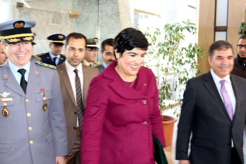 Zineb El Adaoui remplace Driss Jettou en tant que Premier Président de la Cour des comptes
