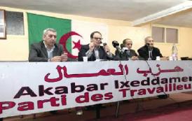 Algérie : Un parti d'opposition dénonce une propagande médiatique hideuse du pouvoir contre le Hirak