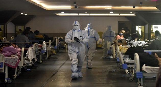 Coronavirus: l'Inde bat un nouveau record de décès
