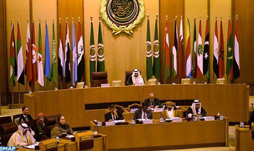 Le parlement arabe salue le rôle joué par SM le Roi dans le soutien des questions arabes et régionales