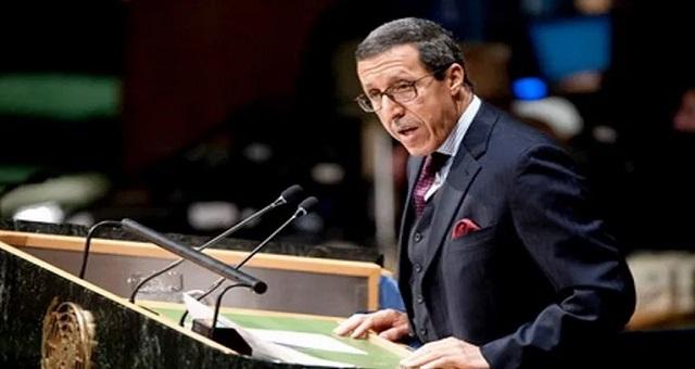 Omar Hilale fustigeles blocages du «polisario» et de l'Algérie au sujet de l'Envoyé personnelpour le Sahara marocain