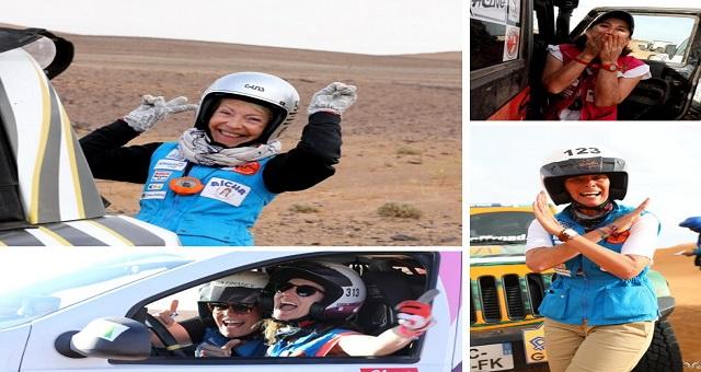 La 30èmeédition du Rallye Aïcha des Gazelles reportée à l'automne prochain