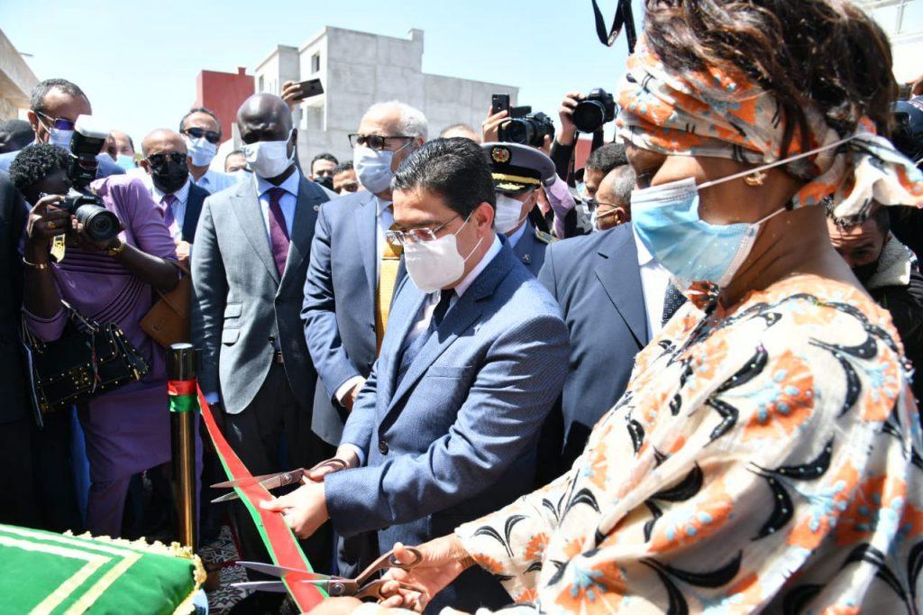 Ouverture d'une représentation diplomatique du Sénégal: Dakhla accueille son 10e consulat