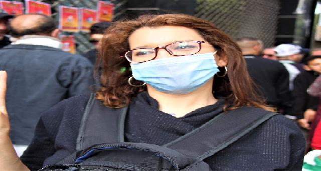 Algérie : Garde à vue prolongée pour une journaliste, arrêtée lors du 117è vendredi du hirak