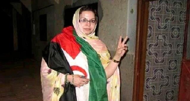 Sultana Khaya: Levée du rideau sur les supercheries d'une femme imposteur qui tente de détourner l'attention sur le scandale de Brahim Ghali en Espagne (vidéo)