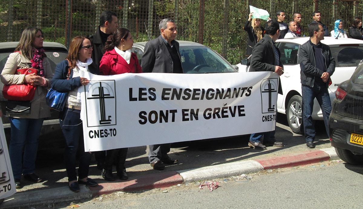 Algérie: le secteur l'éducation en grève pour trois jours