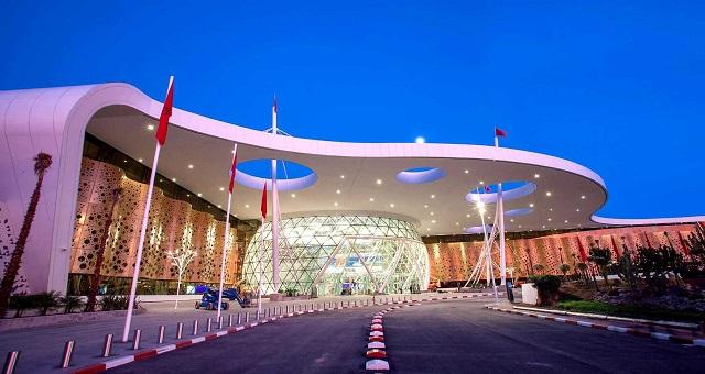 Marrakech dispose du cinquième meilleur aéroport en Afrique