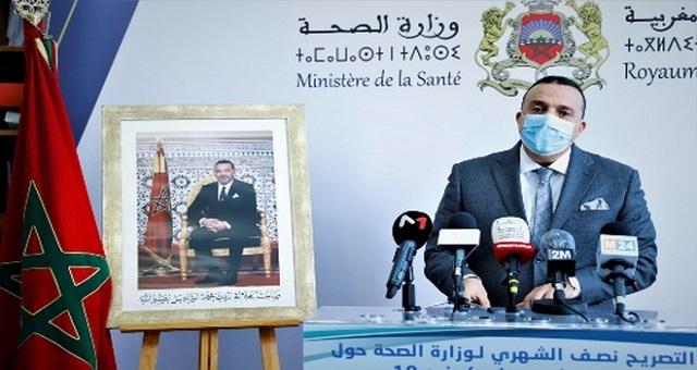 Situation épidémiologique au Maroc: Les cas d'infection au covid-19 ont tendance à stagner