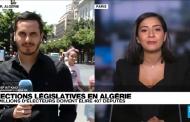 Retrait de l'accréditation de France 24 en pleine couverture des élections législatives en Algérie : Paris regrette la décision d'Alger