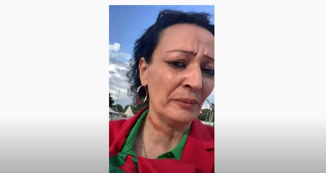Une bande de séparatistes du polisario agresse publiquement une journaliste marocaine à Genève (Vidéo)