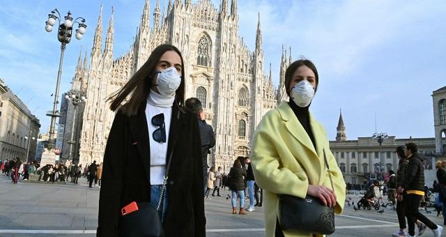 Covid-19: Fin de l'obligation du port du masque à l'extérieur en Italie le 28juin
