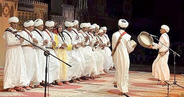 Ouarzazate: Le 9ème Festival national des arts d'Ahwach, en mode virtuel, du 9 au 12 juillet
