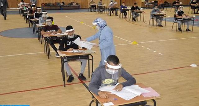 Baccalauréat: Interpellation de 399 personnes soupçonnées de fraude
