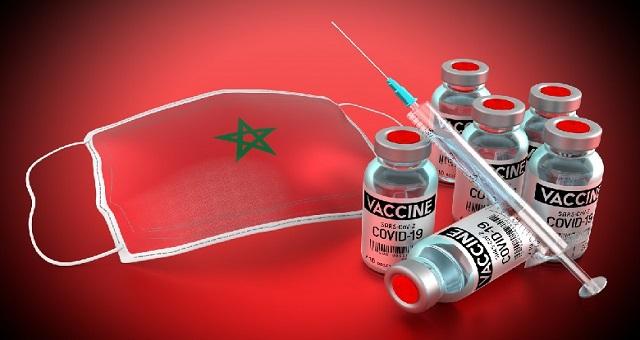 Vaccin anticovid19: 800.000 marocains ont reçu la 3ème dose
