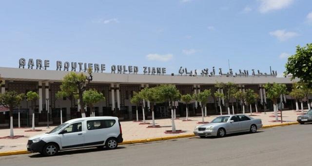 Casablanca: Retour à la vie de la gare routière Oulad Ziane