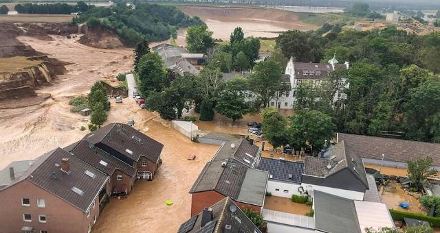 Inondations: Le nombre de morts grimpe à 133 en Allemagneet atteint 153 en Europe