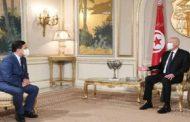Message de Sa Majesté le Roi Mohammed VI au Président de la République Tunisienne