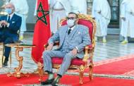 Le Roi Mohammed VI préside la cérémonie de lancement du projet de fabrication et de mise en seringue au Maroc du vaccin anti-Covid19 et autres vaccins