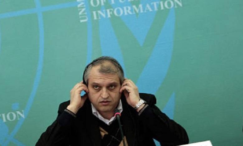 Représentant spécial pour le Sahara: Le Russe Alexander Ivanko succède à Horst Kohler