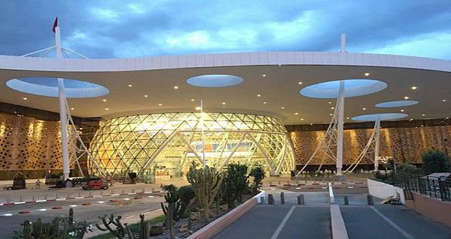 L'aéroport de Marrakech-Ménara élu cinquième meilleur aéroport en Afrique