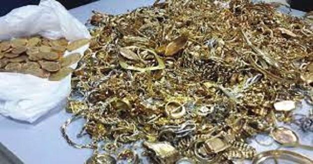 Tanger Med: Avortement d'une opération de trafic de 975 grammes de bijoux en or