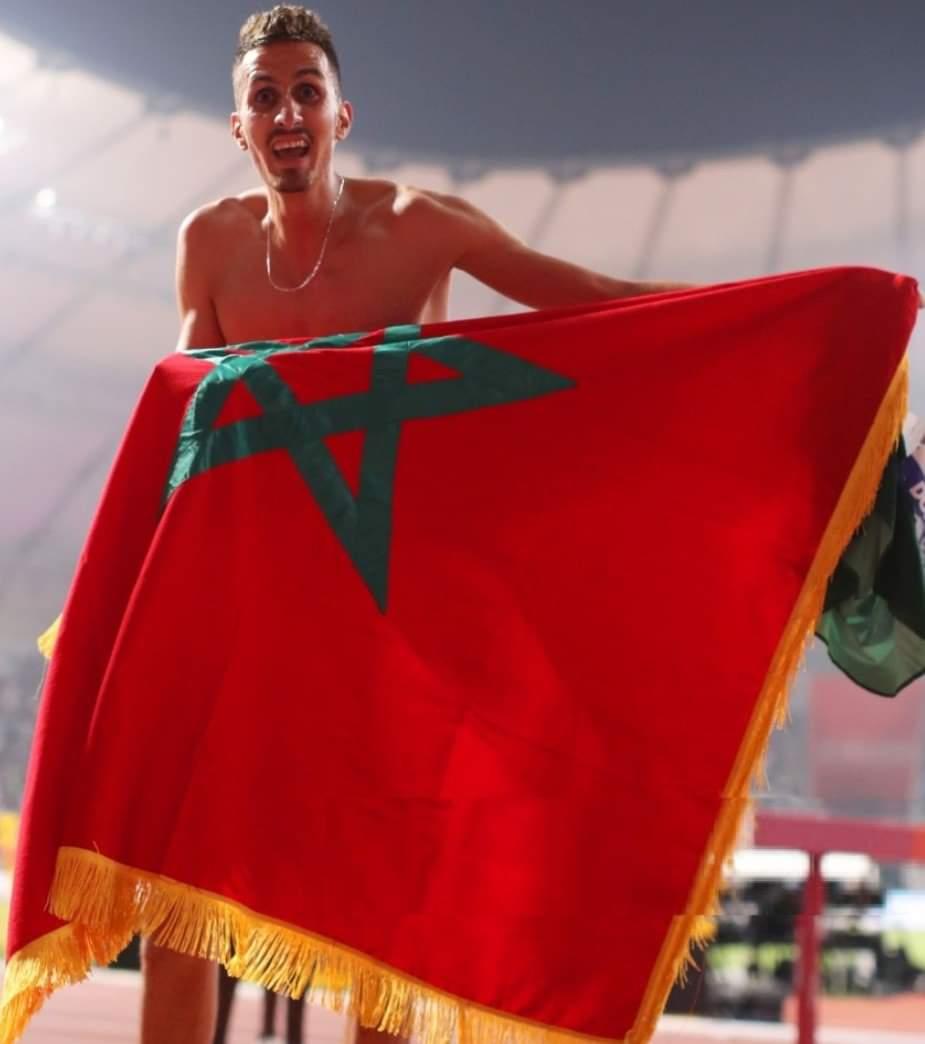 JO-2020: Soufiane El Bakkali remporte le 3.000 m steeple et offre au Maroc sa première médaille d'or