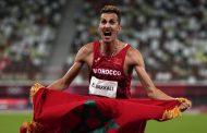 Médaillé d'or aux JO de Tokyo, Soufiane El Bakkali reçu en héro à Rabat