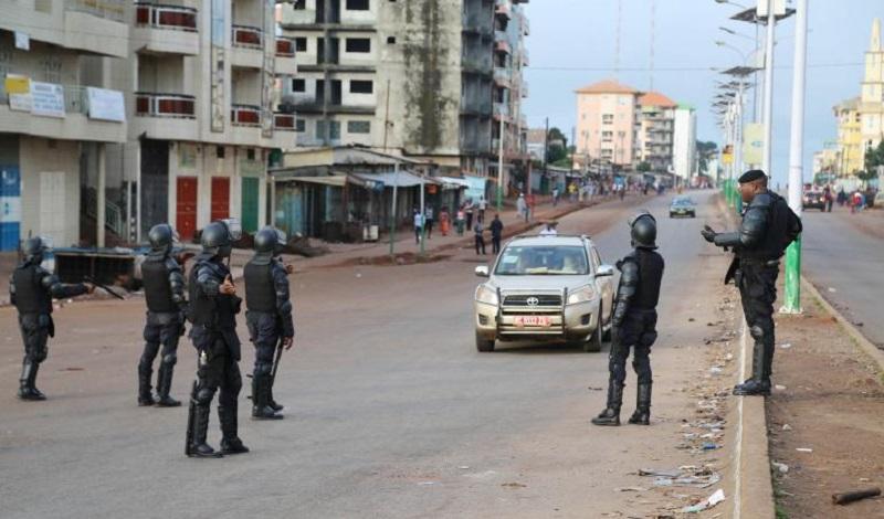 Guinée: Des coups de feu à proximité de l'hôtel de l'équipe nationale marocaine