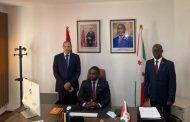 Sahara marocain: Installation du consul général du Burundi à Laâyoune