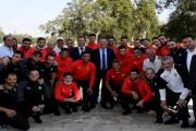 Salé : Réception en l'honneur de la sélection nationale de futsal