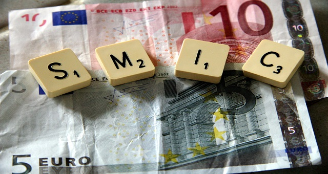 France: Augmentation du Smic en vue au 1er octobre