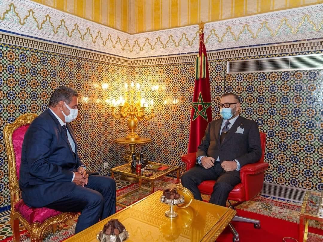 Officiel: SM le Roi reçoit Aziz Akhnnouch et le nomme chef de gouvernement