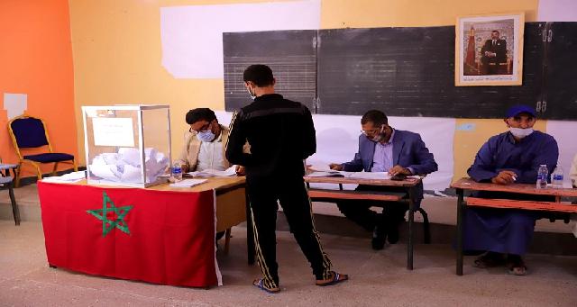 Union Européenne - Elections du 8 septembre au Maroc: «L'affluence des citoyens vers les bureaux de vote a été, comme à l'accoutumée, massive notamment dans les Provinces du Sud»