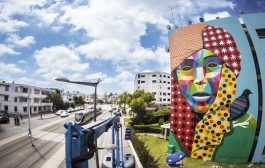 Jidar-Rabat Street Art Festival: Les fresques monumentales fleurissent à Rabat, une explosion de couleurs