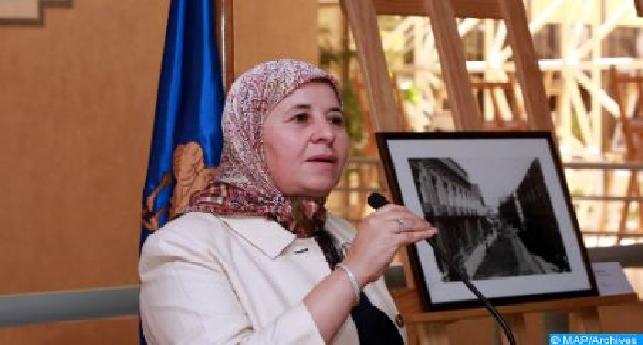 L'Ambassadrice du Maroc au Chili dénonce devant des universitaires chiliens la situation abjecte qui prévaut dans les camps de Tindouf