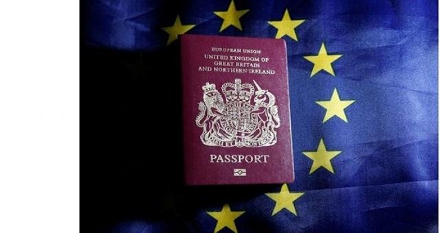 Brexit: Obligation pour les Européens se rendant au Royaume-Uni de présenter leurs passeports