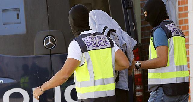 Démantèlement d'un réseau terroriste algérien en Espagne