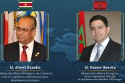 Une représentation diplomatique du Suriname bientôt à Dakhla